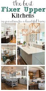 Need Kitchen Inspiration Check Out Joanna Gaines Best Kitchens From Fixer Upper And See