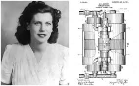 Rotary Engine Margaret Knight