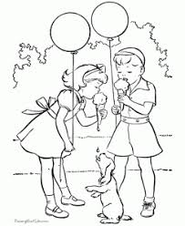 Download Coloring Pages Of Kids