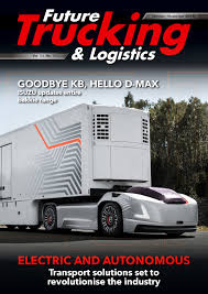 100 Logistics Trucking News Future