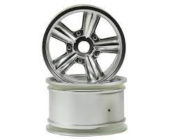 100 Chrome Truck Wheels Axial Wicked RetroMonster Wheel Matte AXI8005