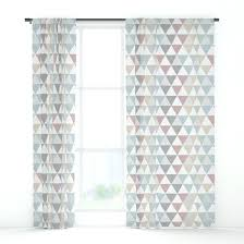 Geometric Pattern Curtains Canada by Creative Geometric Shower Curtain Geometric Pattern Wanderlust