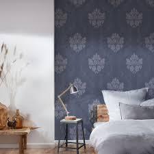 a s création vliestapete new elegance barocktapete mit ornamenten grau 10 05x0 53m