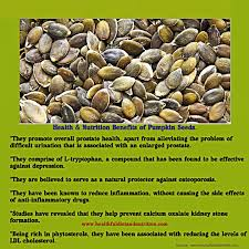 Pumpkin Seeds Prostate Cancer by Health Benefits Of Pumpkin Seed Healthful Diet And Nutrition