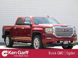 New 2018 GMC Sierra 1500 Denali Crew Cab Pickup #3G18303 | Ken Garff ... First Drive Preview 2019 Gmc Sierra 1500 At4 And Denali Top Speed Martys Buick Is A Kingston Dealer New Car 2013 Crew Cab Review Notes Autoweek 2014 Test Truck Trend 2016 Review Autonation Automotive Blog New 2017 Ultimate Full Start Up Pressroom Canada Bose 20 2500 Hd Spied With Luxurylevel Upgrades Carprousa