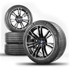 BMW M5 F90 20 Inch Alloy Wheels Rim Summer Tires Summer Wheels 7 Mm ...