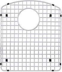 blanco 220 995 stainless steel sink grid amazon com