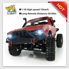 100 4wd Truck 2018 New WPL C14 116 2ch Children RC 24G Off Road