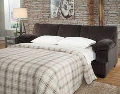 nolana charcoal polyester queen sofa sleeper 1650139