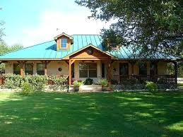Texas Hill Country Decor Style Ranch Home Plans House Design