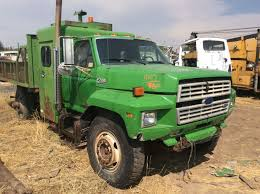 100 Wrecked Ford Trucks For Sale Salvage Heavy Duty F700 TPI