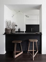 White Black Kitchen Design Ideas by Best 25 Black Kitchens Ideas On Pinterest Kitchen Ideas