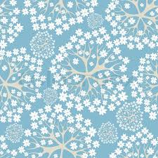 Stock Vector Of Flower Background Floral Pattern Seamless Texture Vintage Wallpaper