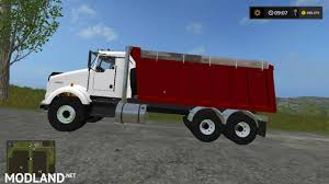 Kenworth Dump Truck V §1.0 Mod Farming Simulator 17 Kenworth T600 Dump Trucks Used 2009 Kenworth T800 Dump Truck For Sale In Ca 1328 2008 2554 Truck V 10 Fs17 Mods 2006 For Sale Eugene Or 9058798 W900 Triaxle Chris Flickr T880 In Virginia Used On 10wheel Dogface Heavy Equipment Sales Schultz Auctioneers Landmark Realty Inc Images Of T440 Ta Steel 7038