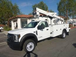 100 Ford Bucket Truck 2019 FORD F550 Norco CA 5005604426 CommercialTradercom