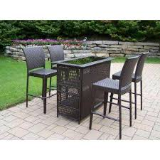 Nice Patio Bar Furniture Design Suggestion Sets Pertaining To