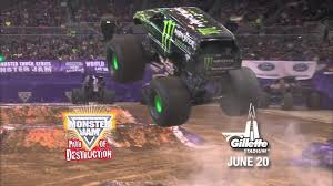 100 Monster Truck Shows Ma Jam Path Of Destruction Foxborough MA Scott Buetow YouTube