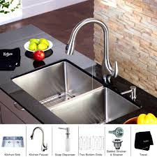 Touchless Bathroom Faucet Bronze by Bathroom Interesting Kitchen Faucet Soap Dispenser Pull Out