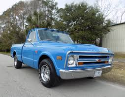 1968 Chevrolet C10 Pickup 4-Speed For Sale On BaT Auctions - Closed ... 1968 Chevy C10 Just A Great Color I Just Might Have To Store My Chevrolet Shdown Auto Sales Drive Your Dream With Touch Of 69 Camaro Bad Ass 67 72 C 2017 Silverado Hd Duramax Diesel Review Car And 68 Truck Greattrucksonline Pickup Hot Rod Network S Pinterest Ideas Of Youtube John Grant Mollett Lmc Life Featured The Week Custom Corvette Hemmings Find Day 1972 Cheyenne P Daily Eight Reasons Why 2019 Is Champ