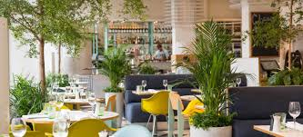 100 Kensinton Place Kensington Restaurant