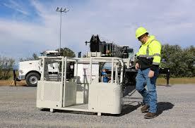 Rapid Attach Platform For National Crane's NBT Boom Trucks