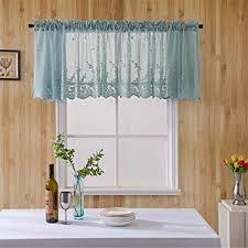 45x150cm landhausstil gardinen heim dekoration für küche