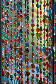 Hippie Bead Curtains For Doors by The Beaded Curtains I Wanted In The 60s Home Decor Pinterest