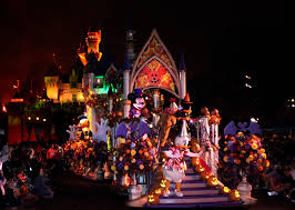 Anaheim Halloween Parade Time by Mickey U0027s Halloween Party Los Angeles Life And Style