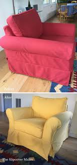 Why I Cut Up This Brand New Pottery Barn Slipcover | The ... Sure Fit Ballad Bouquet Wing Chair Slipcover Ding Room Armchair Slipcovers Kitchen Interiors Subrtex Printed Leaf Stretchable Ding Room Yellow 2pcs Ektorp Tullsta Chair Cover Removable Seat Graffiti Pattern Stretch Cover 6pcs Spandex High Back Home Elastic Protector Red Black Gray Blue Gold Coffee Fortune Fabric Washable Slipcovers Set Of 4 Bright Eaging Accent And Ottoman Recling Queen Anne Wingback History Covers Best Stretchy Living Club For Shaped Fniture