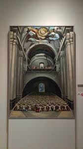 David Alfaro Siqueiros Murales Bellas Artes by El Diablo En La Iglesia