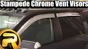 How To Install Stampede Chrome Vent Visors - YouTube Lvadosierracom Which Brand Of Window Vent Visors Is Best Fit 0004 Nissan Frontier Crew Cab Jdm Sunrain Guard Vent Shade Buy Window Visors Volkswagen Golf Mk5 Mk6 Gti R Ausbody Works Weathertech 11 Jeep Grand Cherokee Front And Rear Guards Rain Get Free Shipping On Aliexpresscom Painted Dodge Diesel Truck Resource Forums Trailfx 14515 4p In Channel 0714 Gmc Yukon Xl Avs Low Profile Tapeon 4pcs Honda Civic Amazoncom Auto Ventshade 94981 Original Ventvisor Side 194953 Inchannel Roj Color Match Deflectors Oem Style Rain