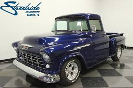 1955 Chevrolet 3100   Streetside Classics - The Nation's Trusted ... 1955 Chevy Truck Chevrolet Truck Side 55 59 3100 Ideal Classic Cars Llc Chevy Outrageous Hot Rod Network Pickup Cameo T158 Dallas 2016 J5l013257 Red Chevrolet Truck On Sale In Ca San Jose Custom 1st Series Elegant Pick Up Street Streetside Classics The Nations Trusted For Sale 2058344 Hemmings Motor News 1430 Wicked Garage Inc Apache 2109561