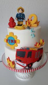 fireman sam cake torte kindergeburtstag kindergeburtstage