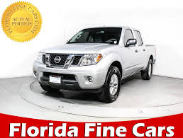 Used 2016 NISSAN FRONTIER Sv Truck For Sale In MIAMI, FL | 90517 ...
