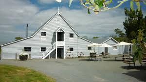 The Sensitively Restored Historic Barn