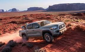 100 Road Truck The Toyota Tacoma Pickups BadAss Off Image Explained