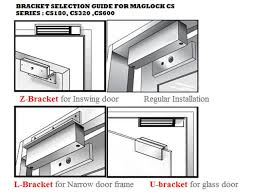 magnetic lock kit for cabinets electro magnetic locks communica