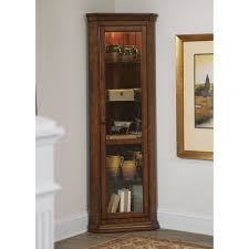 stunning lighted corner curio cabinet cookwithalocal home and