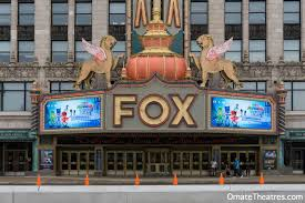 Fox Theater Parking Garage Address Home Desain 2018