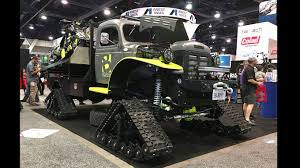 13 Wild And Wacky Cars And Trucks From The 2018 SEMA Show ...