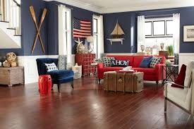 Nautical Themed Living Room Furniture by Exquisite Nautical Beach Themed Living Room Painted In Navy