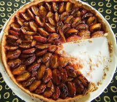 dessert aux quetsches recette tartes aux prunes la cuisine de papy rené