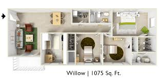 One Bedroom Apartments Richmond Va by Tuckahoe Creek Apartments Rentals Richmond Va Apartments Com