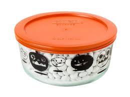 Halloween Candy Dish With Lid by Pyrex U0027s New Containers Are Perfect For Anyone Obsessed With