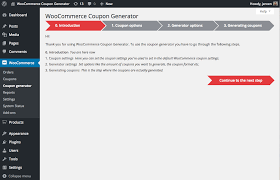 Coupon Generator For WooCommerce – WordPress Plugin ... Discount Rules For Woocommerce Wordpress Plugin How To Use One Coupon Code Multiple Discounts In Make Productspecific Coupon Codes Woocommerce Smart Coupons Extended Generator Wise Sales Report Edit Have A Message Cart Checkout Social Reward Create Inmotion Hosting Creating Redeem Products Page
