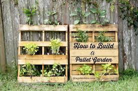 4 Steps to Beautiful Pallet Garden Ideas