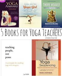5 Books For Yoga Teachers
