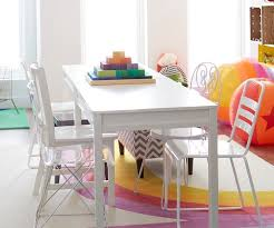 Turn A Formal Dining Room Into Playroom With These Easy Tips