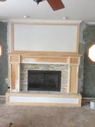 Batchelder Tile Fireplace Surround by Step 6 Install Fireplace Surround We Used Desert Quartz