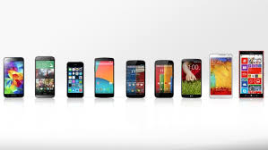 Smartphone parison Guide early 2014